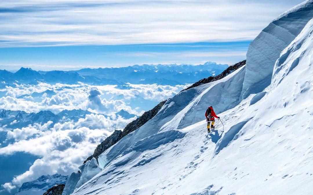 """Kviečiame į nemokamą diskusiją – seminarą """"Aukštuminis alpinizmas. Ką reikia žinoti?"""""""