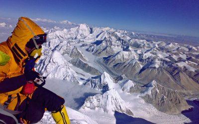 Darius Vaičiulis: apie smegeninės reikalus kalnuose, norą atsikratyti rutinos ir ypatingą patiekalą