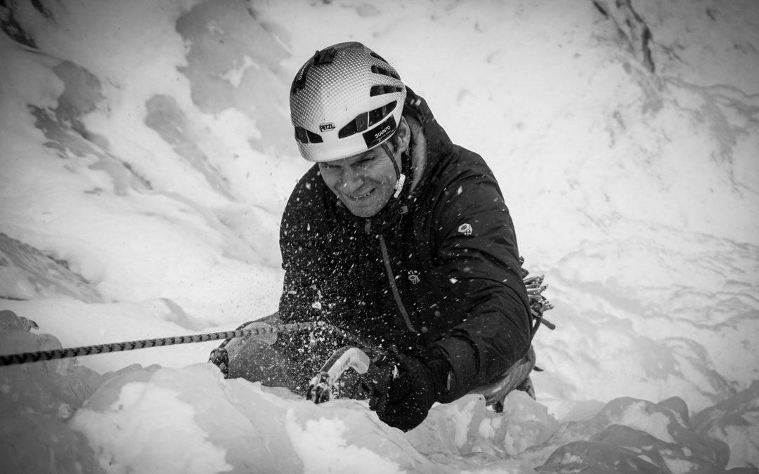 Julius Survila: apie baimę, didžiausią kvailystę ir gražiausią prisiminimą iš kalnų