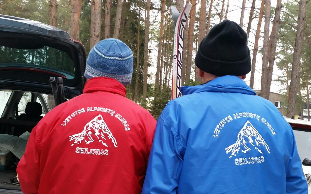 Prisiminti ir pagerbti žuvę alpinistai
