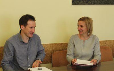 Pasirašyta bendradarbiavimo sutartis su Lietuvos sporto universitetu