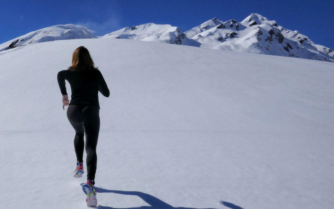 Seminaras apie fizinį pasirengimą kalnams ir laipiojimui