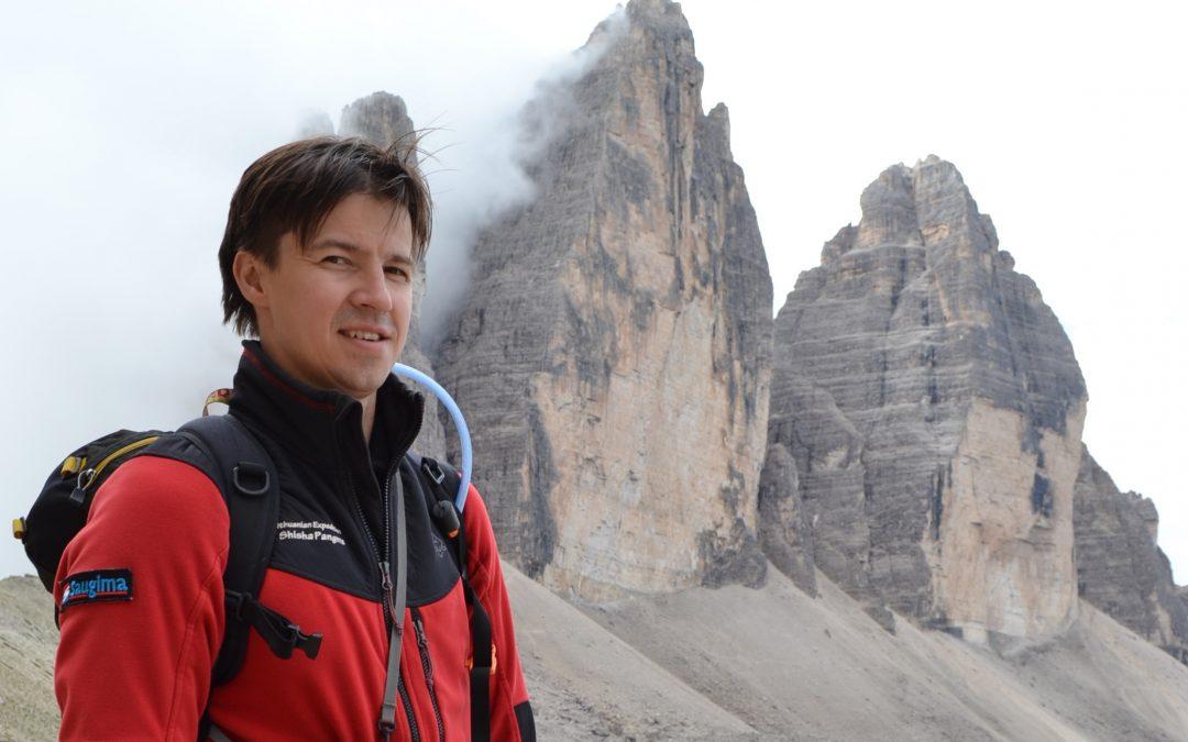 Juras Jorudas: apie kalnų pamokas, viršūnes ir pasiruošimą