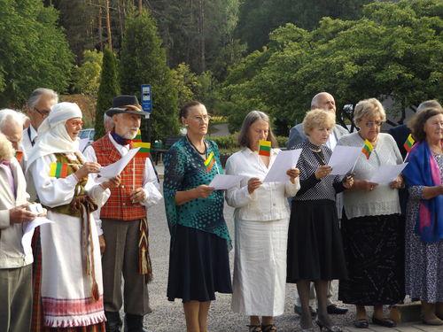 Tradicinis veteranų Balticum renginys