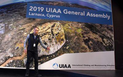 Viskas, ką turite žinoti apie UIAA, įspūdžiai iš Generalinės asamblėjos ir dėmesys Lietuvai
